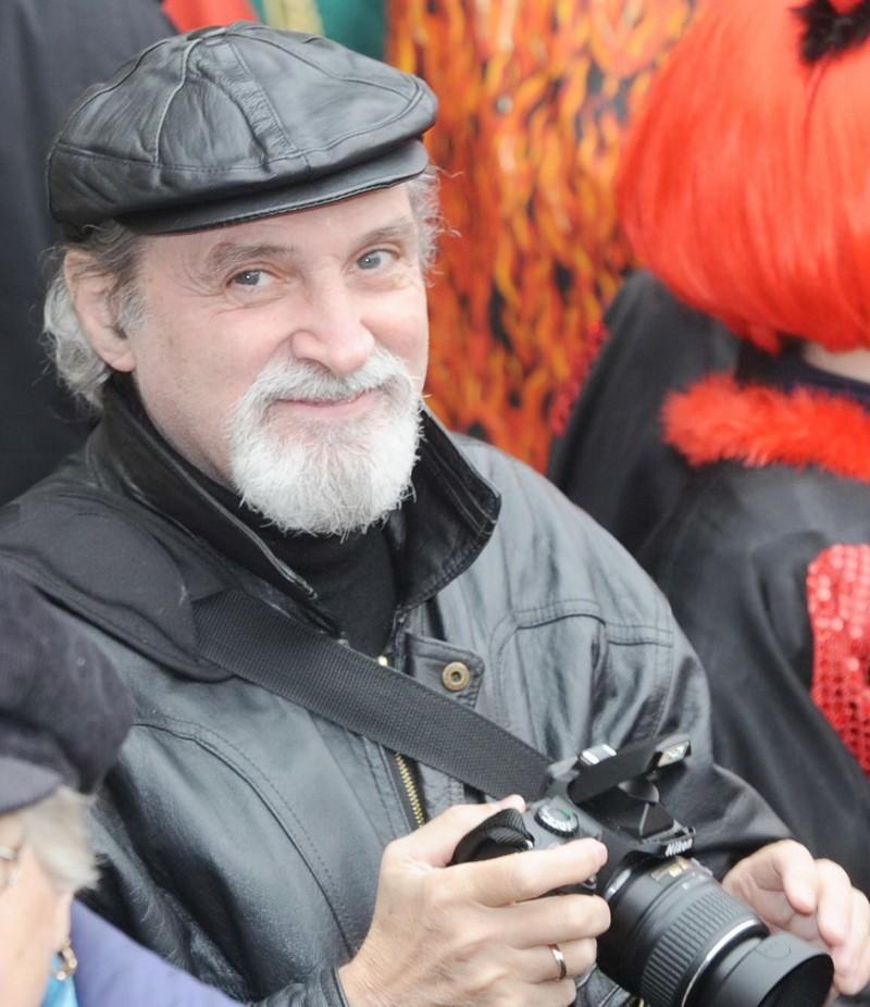 Григорий Крошин / Из личного архива