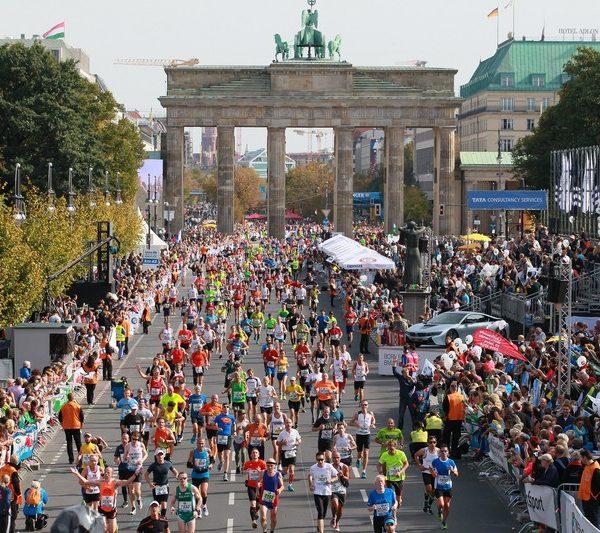 Der BMW Berlin-Marathon zählt zu den Big Five. / SCC EVENTS/PHOTORUN