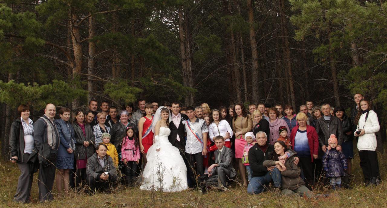 Кадры из фильма «Любовь по-сибирски»